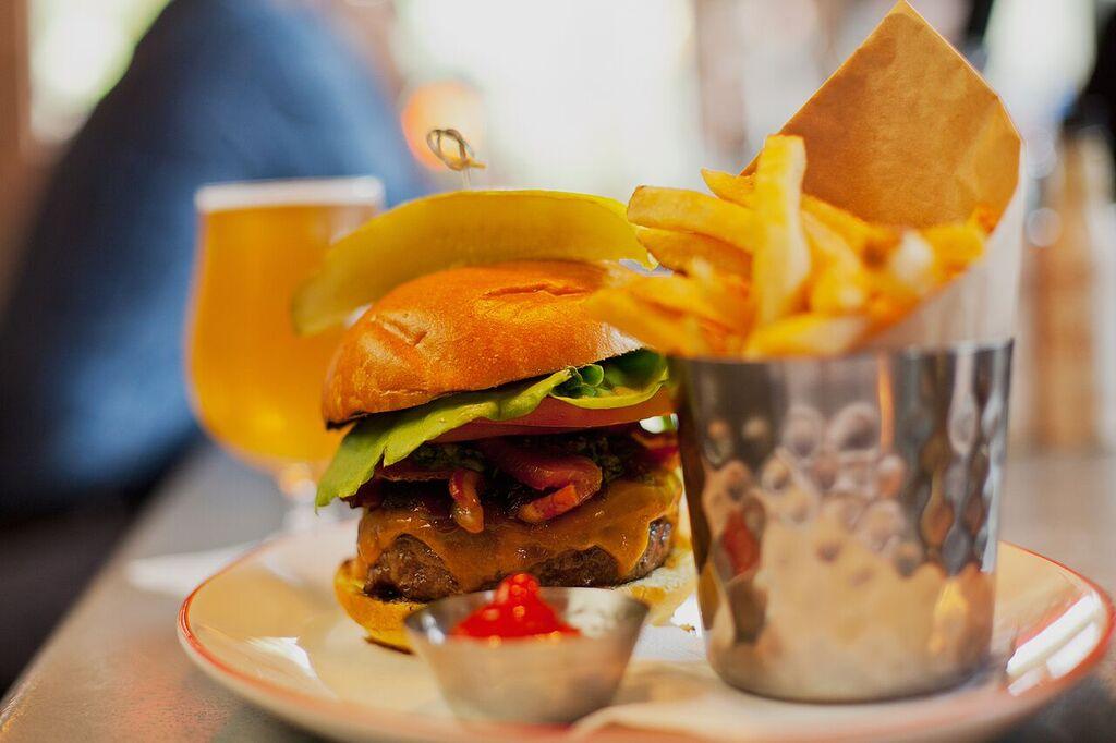 ROT Burger