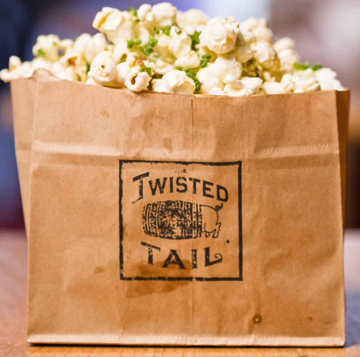 Twisted Tail Popcorn