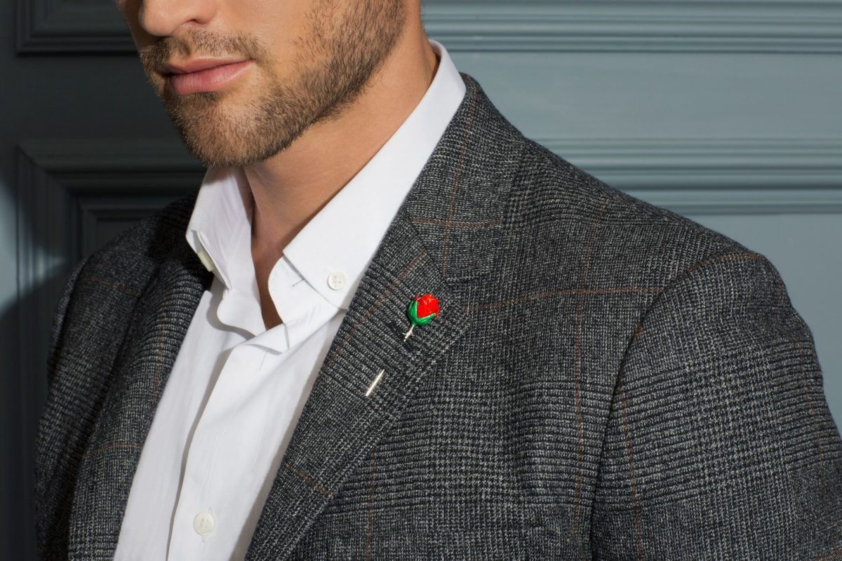 Henry A. Davidsen Rose Pin_preview