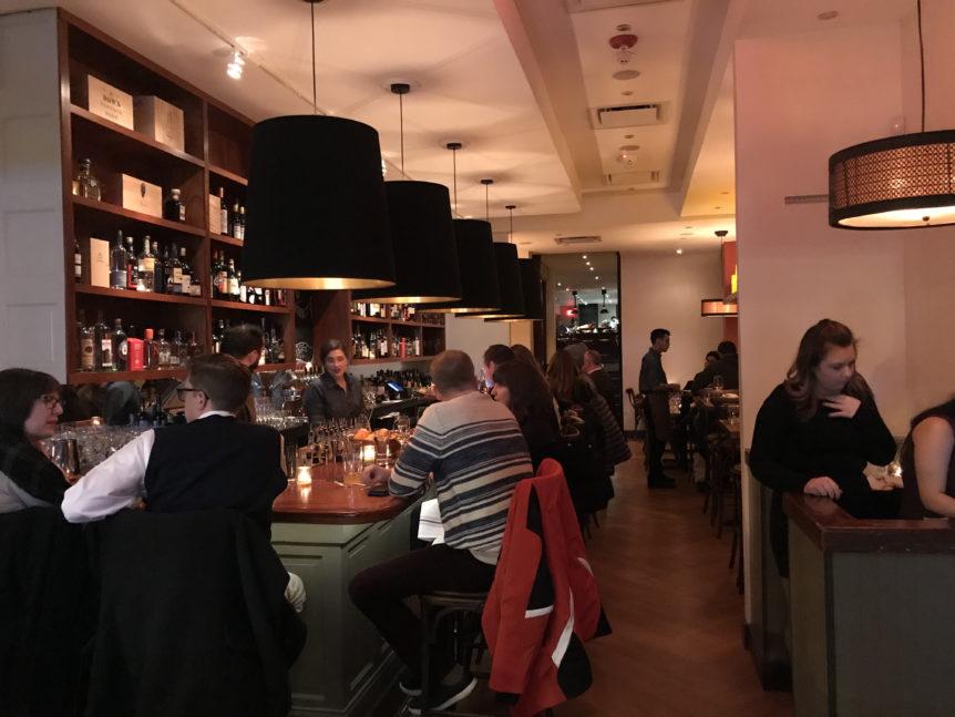 Oloroso Bar