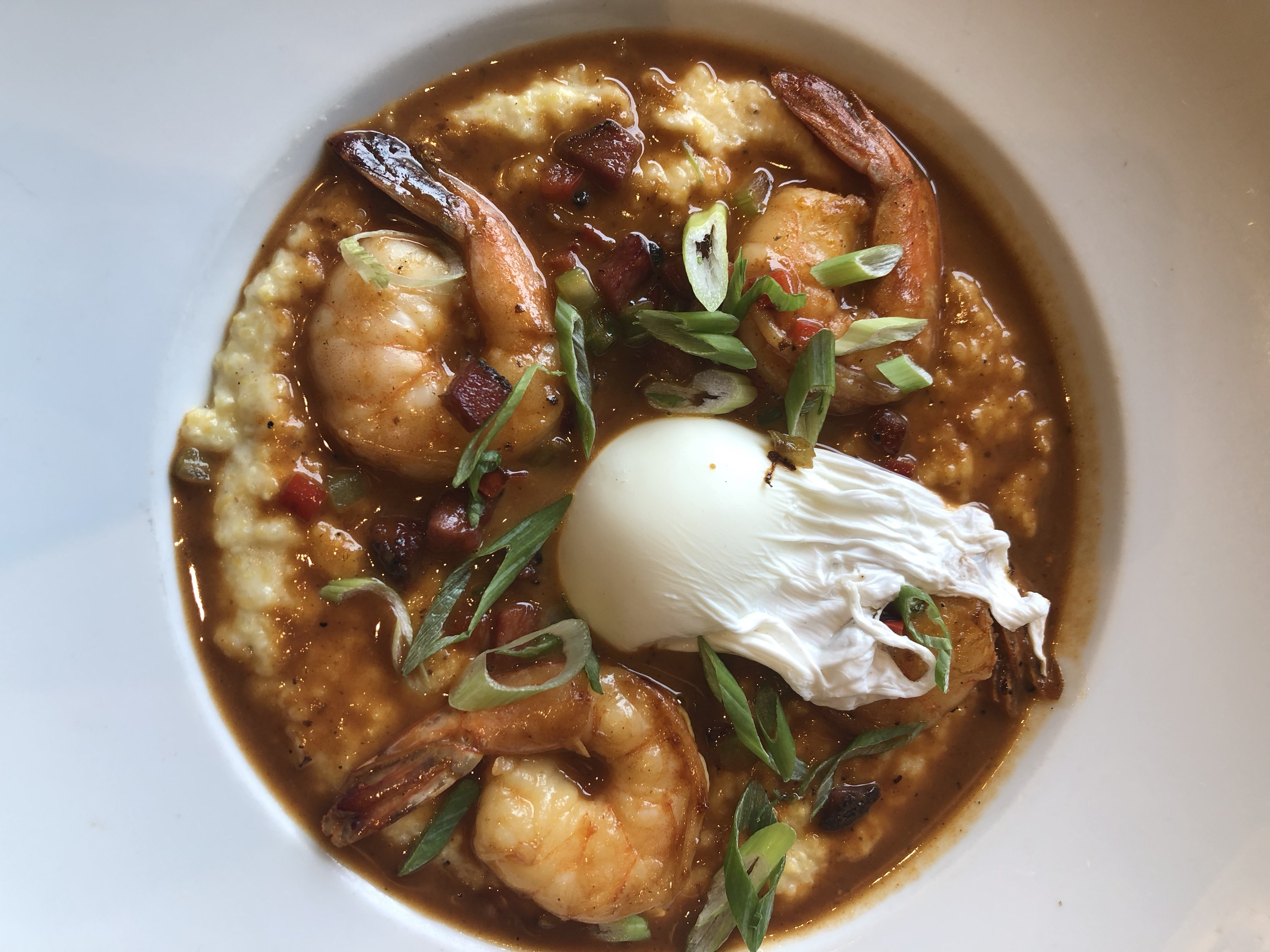 Shrimp and Grits UF