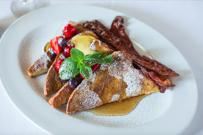 Ocean Prime French Toast