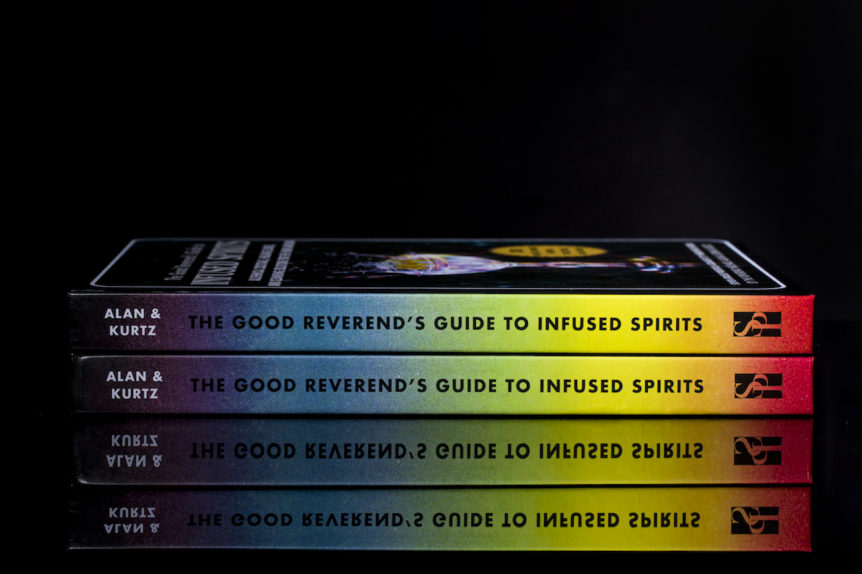 The Good Reverend's Guide to Infused Spirits AITA