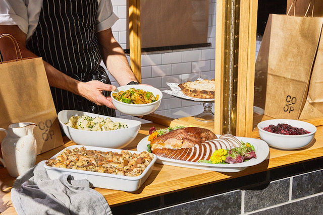 CO_OP Thanksigivng Take-Home Dinner