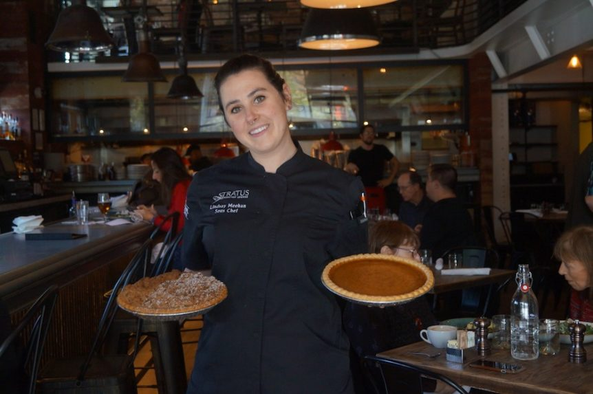 Red Owl Tavern Pastry Chef Lindsay Meehan