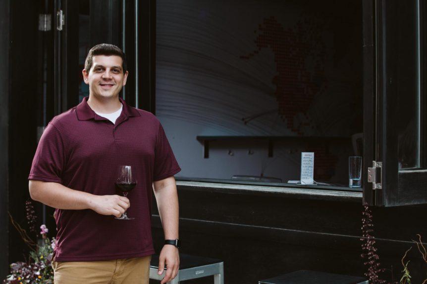 Jet Wine Bar manager nick blog