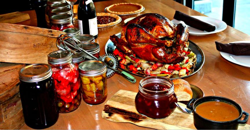 Urban Farmer Thanksgiving