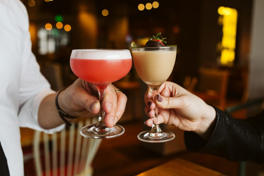 UF Valentine's Day Cocktails
