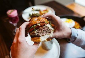 Square 1682 Burger