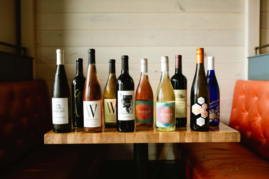 Urban Farmer PA Wines