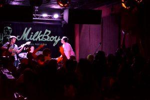 MilkBoy Live Show