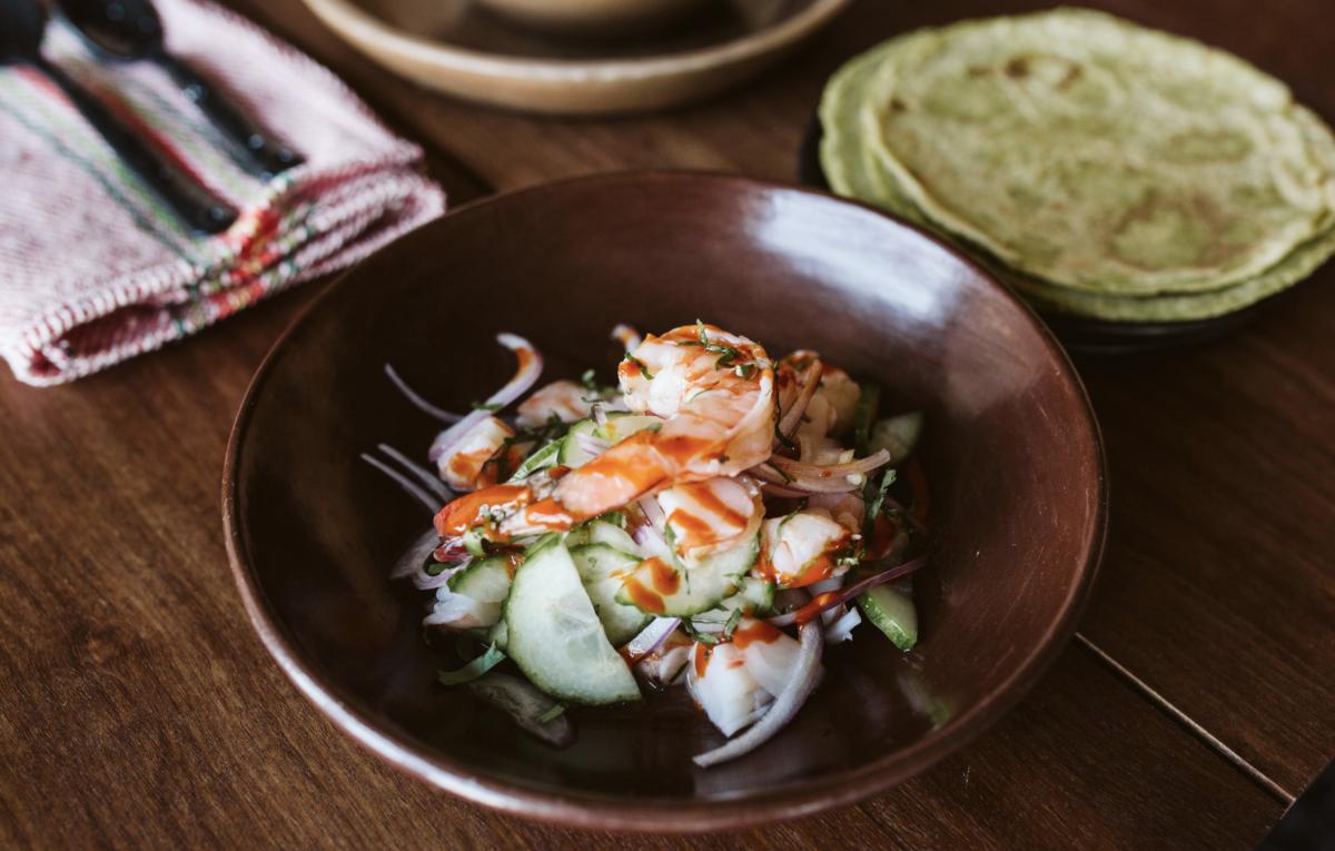 Sor Ynez Shrimp Ceviche